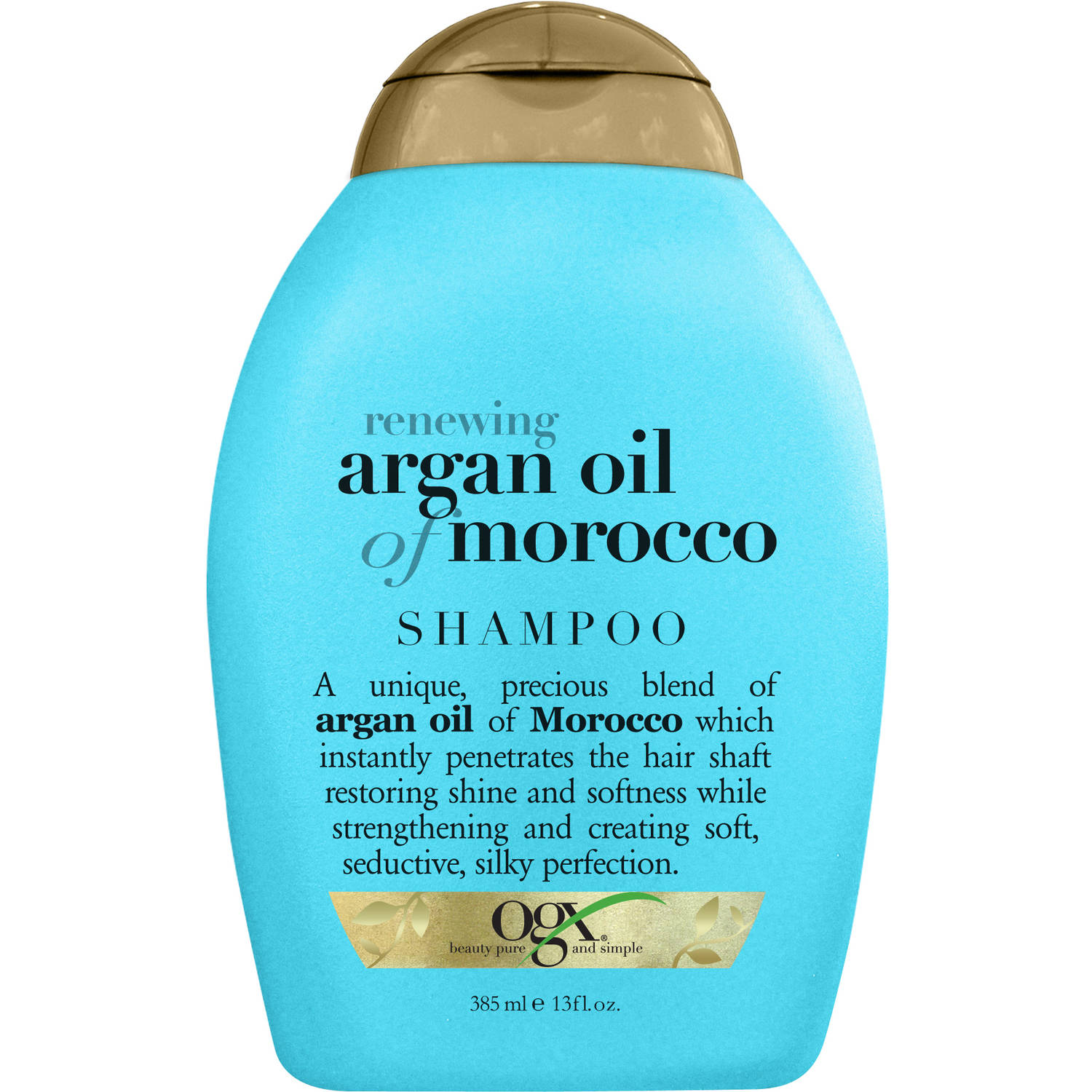 OGX Renewing Moroccan Argan Oil Shampoo, 13 oz