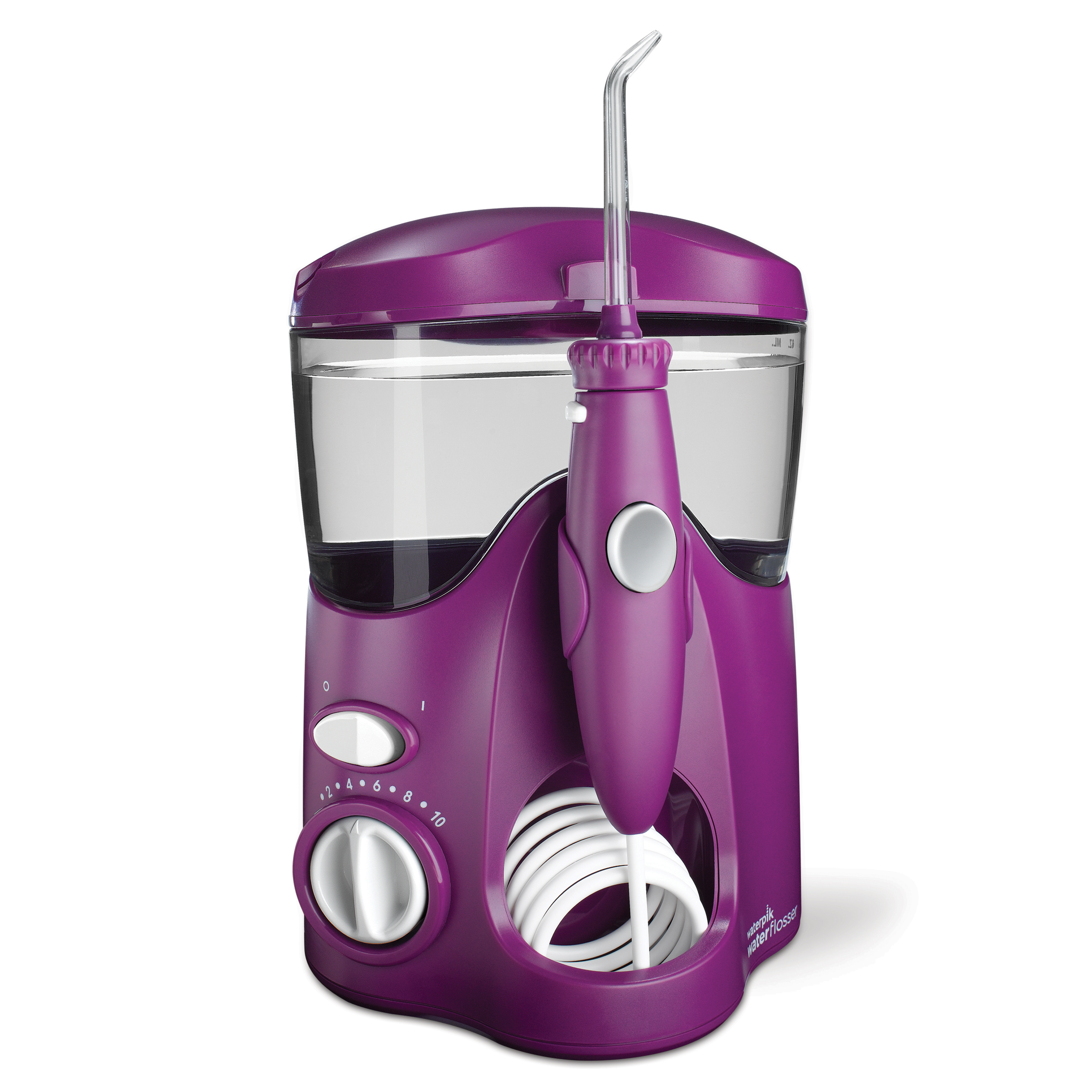 Waterpik Ultra Countertop Water Flosser WP-115, Orchid