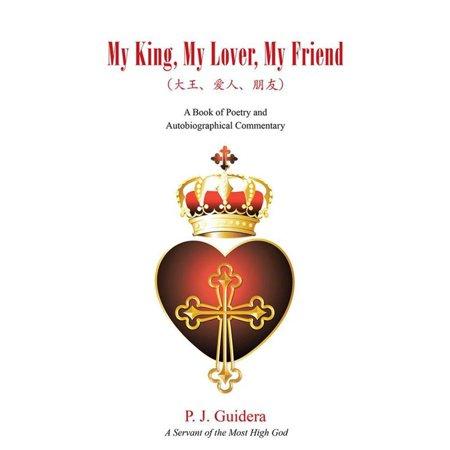 My King, My Lover, My Friend - eBook