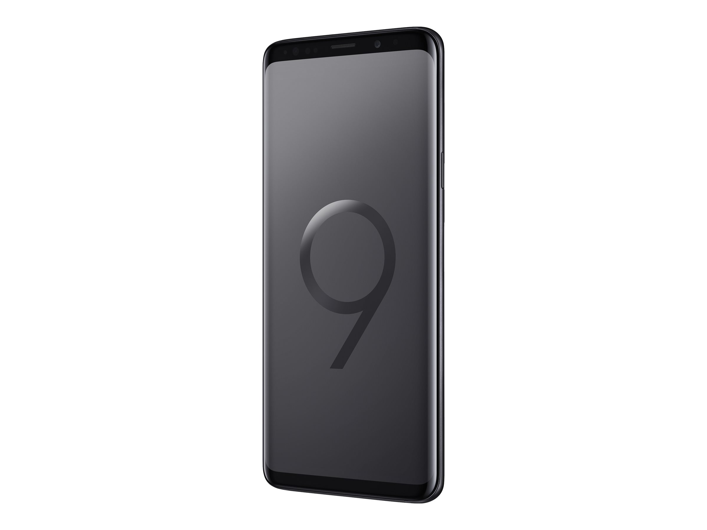 "Samsung Galaxy S9+ SM-G965U smartphone 4G LTE 64 GB microSDXC slot CDMA   GSM 6.2"" 2960 x 1440 pixels (529 ppi)... by Samsung"