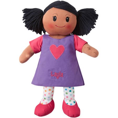 Personalized Super Sweet Rag Doll, Available in 3 Versions - Rag Doll Fancy Dress Halloween