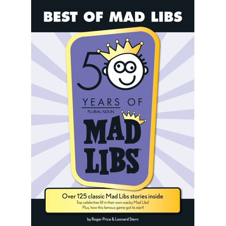 Best of Mad Libs - Mad Libs Halloween