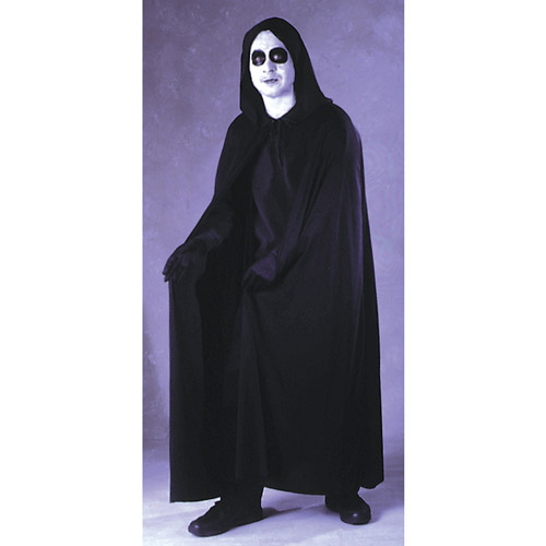 Hooded Adult Halloween Cape Accessory