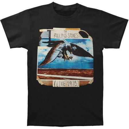 Rolling Stones Men's  LA Friday T-shirt Black