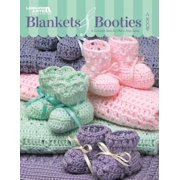 Blankets & Booties, Book 2 (Leisure Arts #4468)