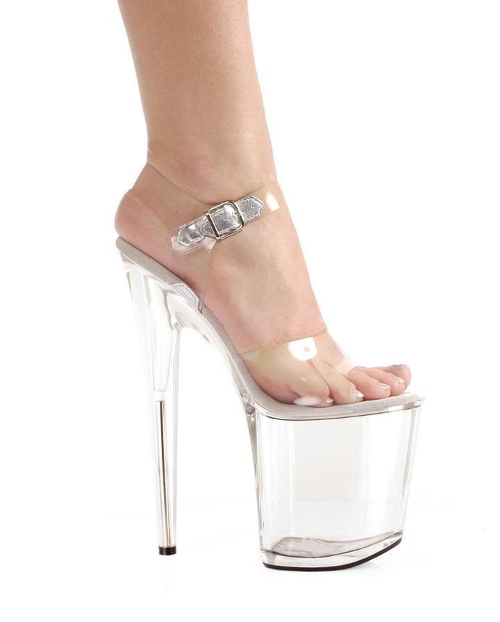 850-BROOK 8'' Heel Sandal Shoe Economical, stylish, and eye-catching shoes