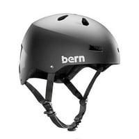 Bern, Macon Team - Matte Black XL  59-60.5cm