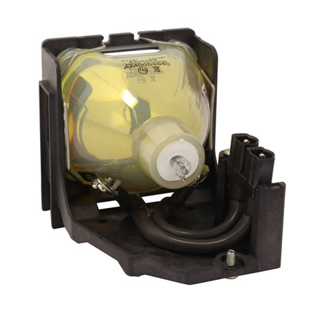 Original Philips Projector Lamp Replacement for Toshiba TLP-T521 (Bulb Only) - image 2 of 5