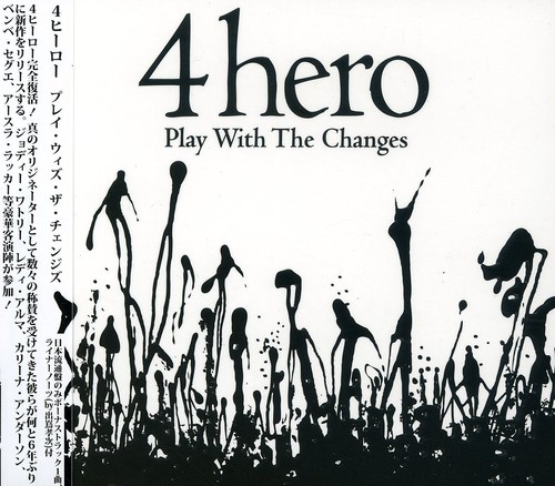4Hero - Play with the Changes [CD]