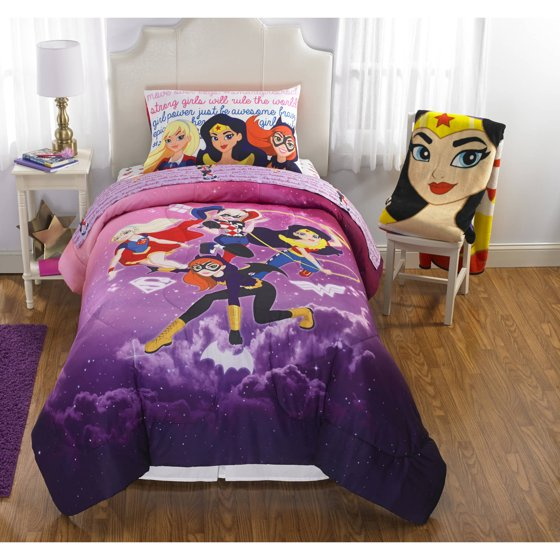 Twin Harley Quinn Bedding