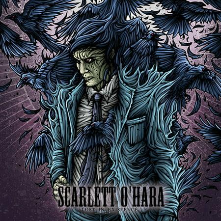 Scarlett O'Hara - Lost in Existence [CD] (Scarlett Ohara Costume)