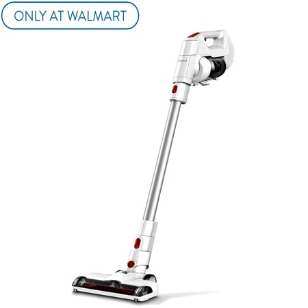 BEAUDENS B6 Cordless Vacuum Cleaner with 16 KPa Strong Suction and Lightweight, 160W Digital Motor 2 in 1 Handheld and Stick Vacuum for Bed Carpet Hard Floor (Cordless Vacuum Rechargeable)