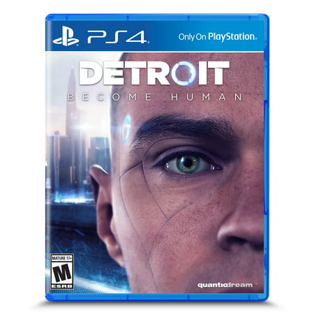 Detroit Become Human, Sony, PlayStation 4, (Best Team Games Ps4)