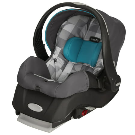(Evenflo Embrace Select Infant Car Seat, Gavin Grid)