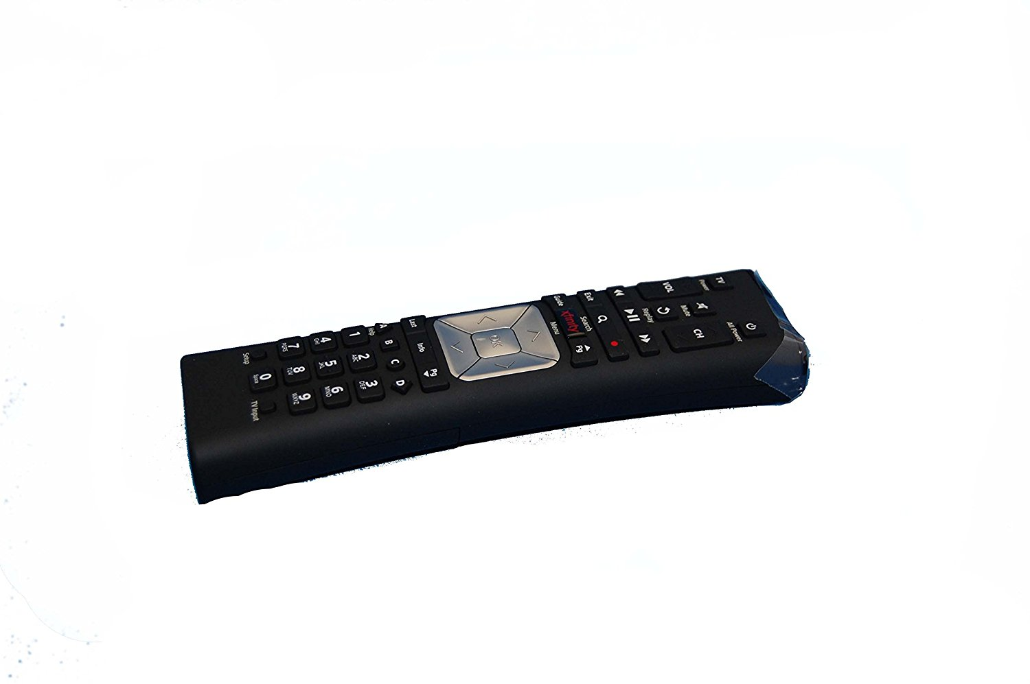 Comcast Xr5 Rf Remote Control X1 W Backlight Version V4 U
