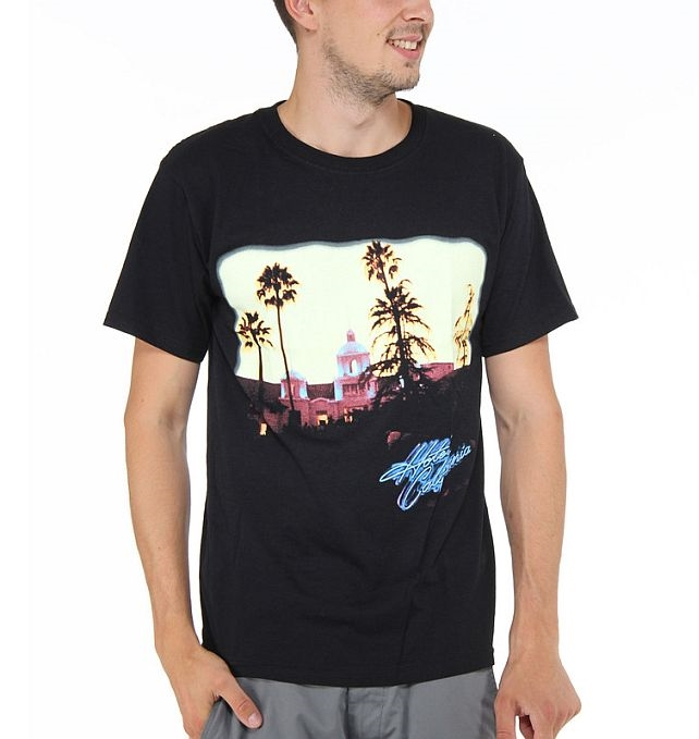 THE EAGLES Hotel California T SHIRT S-2XL New Official Live Nation Merchandise