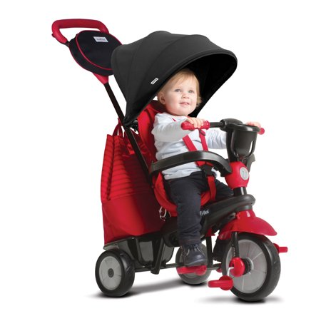 smarTrike Swing DLX - 4 in 1 Baby Push Tricycle, Smart Trike -