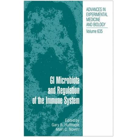 Gi Microbiota And Regulation Of The Immune System
