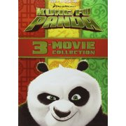 Kung Fu Panda 3-movie Collection by
