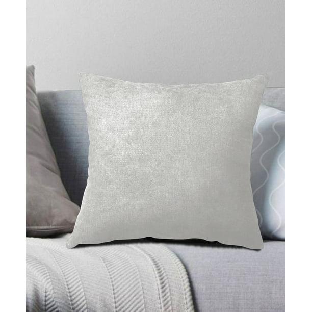 Margaret Chenille Throw Pillow Cream 17x17