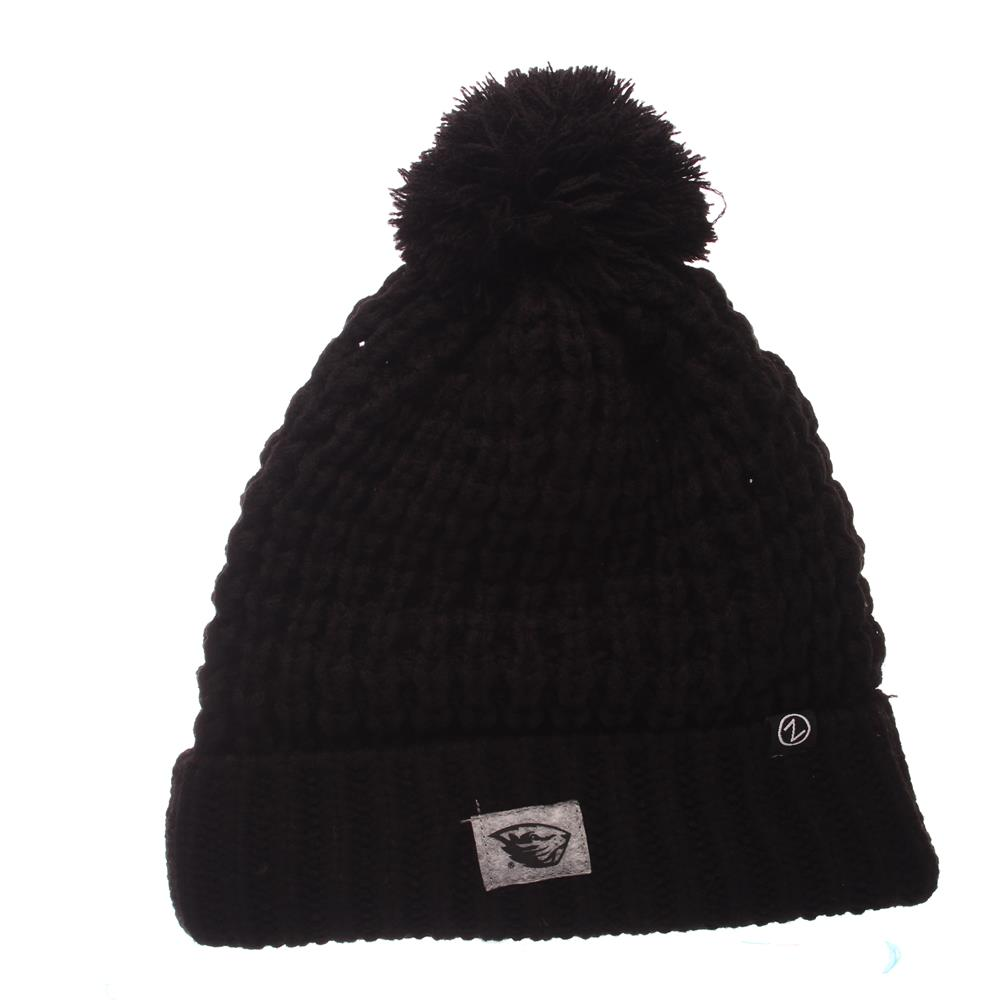 Oregon State Beavers Beanie Hats for Women by Zephyr
