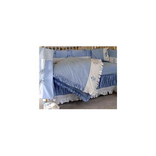 Little Fern BS06001S Bear Hugs Crib Sheet
