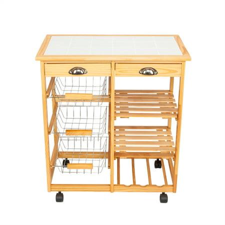 Kitchen Carts on Wheels, 30\