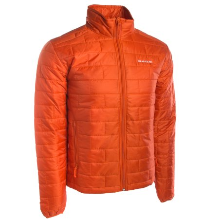 Grundens Gage Nightwatch Mens Jacket Full Zip Water Resistant Insulated Windbreaker Lightweight Coat Full Zip Windbreaker
