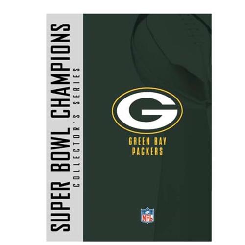Team Marketing WW-TM0911 Green Bay Packers Super Bowl Collection: Green Bay Packers DVD