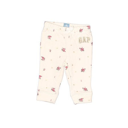 Pre-Owned Baby Gap Outlet Girl's Size 3-6 Mo Casual Pants