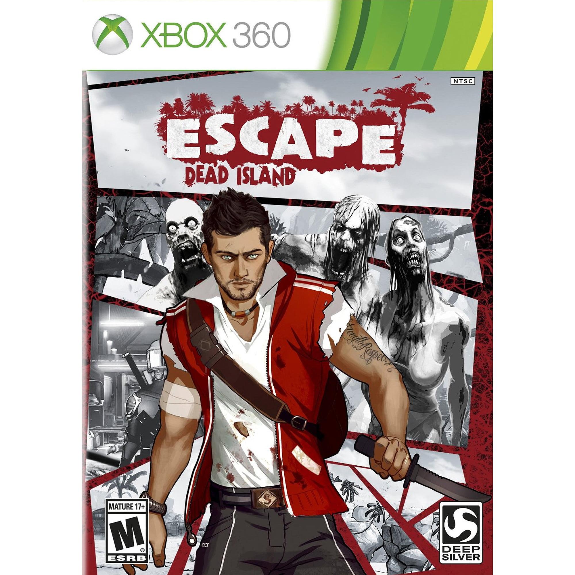 Escape from Dead Island (Xbox 360)