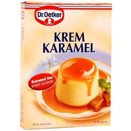 - Dr. Oetker Crème Caramel Mix – 3.7oz