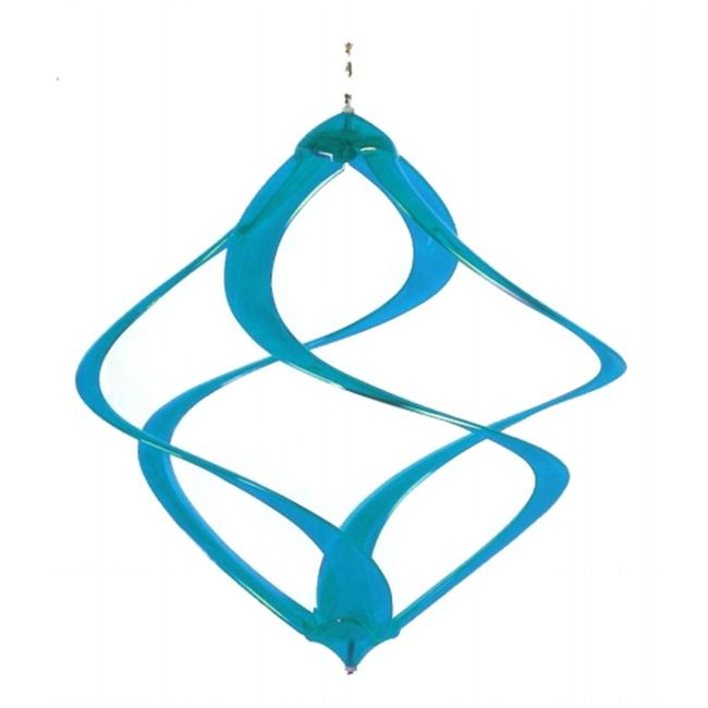 Red Carpet Studios 31005 Cosmix Large Acrylic Spinner - Blue