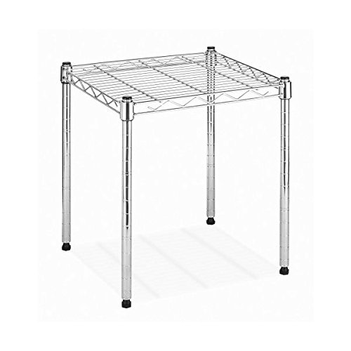 Supreme Chrome Stacking Shelf, Ship from USA,Brand Whitmor by