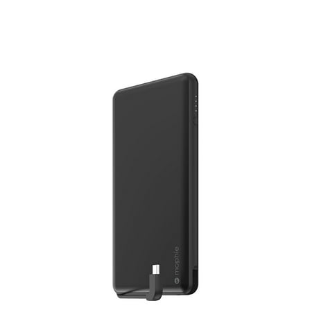 new concept a4a64 bb906 Mophie 12,000mAh Powerstation Plus XL USB Type-C Power Bank, Black