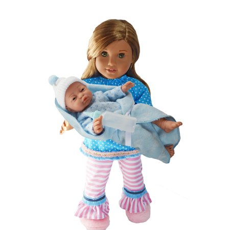 My Brittany's Mini 6 Inch Boy Doll Compatible with American Girl Dolls and My Life as Dolls- I'm a Babysitter ()