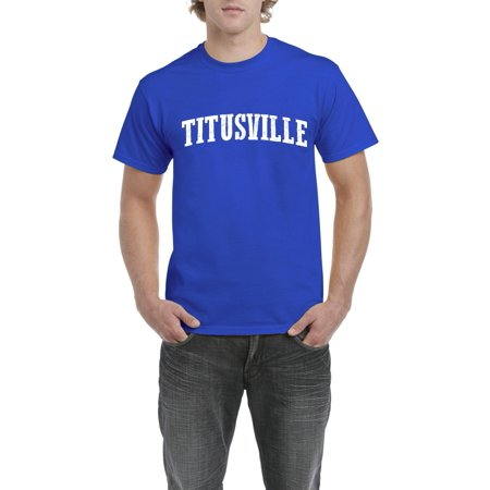 Artix Titusville Florida T Shirt Home Of University Of Florida