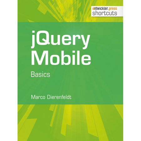 jQuery Mobile - Basics - eBook (Best Jquery Mobile Themes)