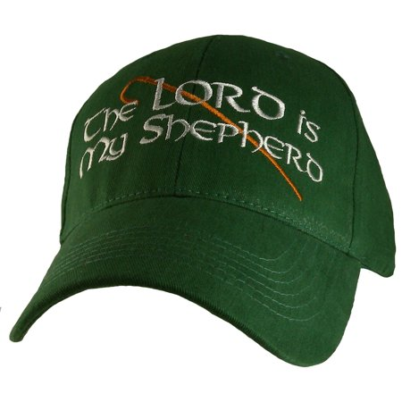 The lord is my Shepherd Ball Cap