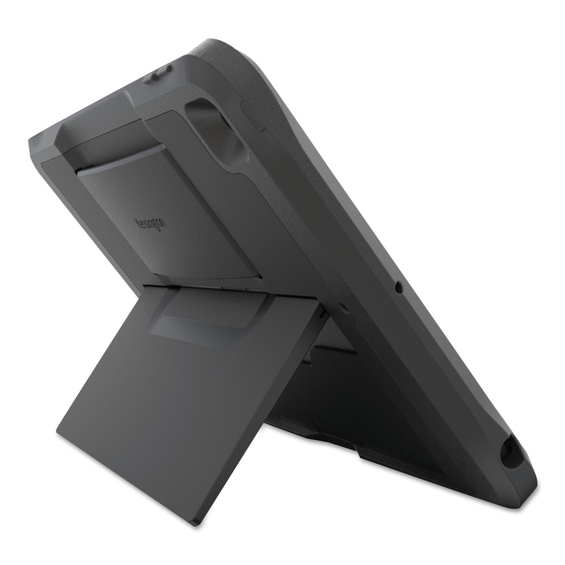 "Kensington BlackBelt Rugged Case for 9.7"" iPad, Polycarbonate"