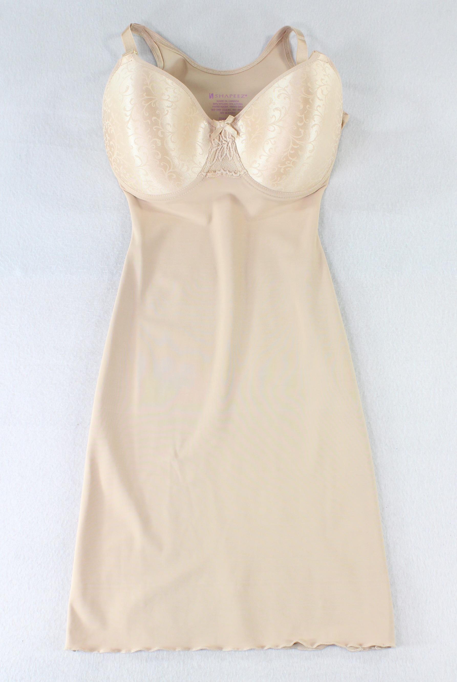 2856688020 Shapeez - Shapeez NEW Beige Women s Size Small S DD Shaping Tops ...