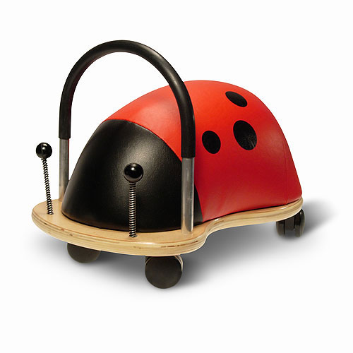 Prince Lionheart Wheely Bug - Bug - Large Multi-Colored