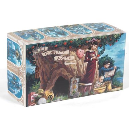 A Series of Unfortunate Events Complete Collection 13 Childrens Book Set](City Pages Halloween Events)