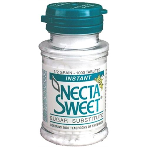 Necta Sweet Tablets 1000 Tablets (Pack of 6)