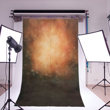 3x5ft Vinyl Light Wall Vintage Wedding Party Christmas Valentine Photography Backdrop Camera & Studio Photo Backgrounds Props