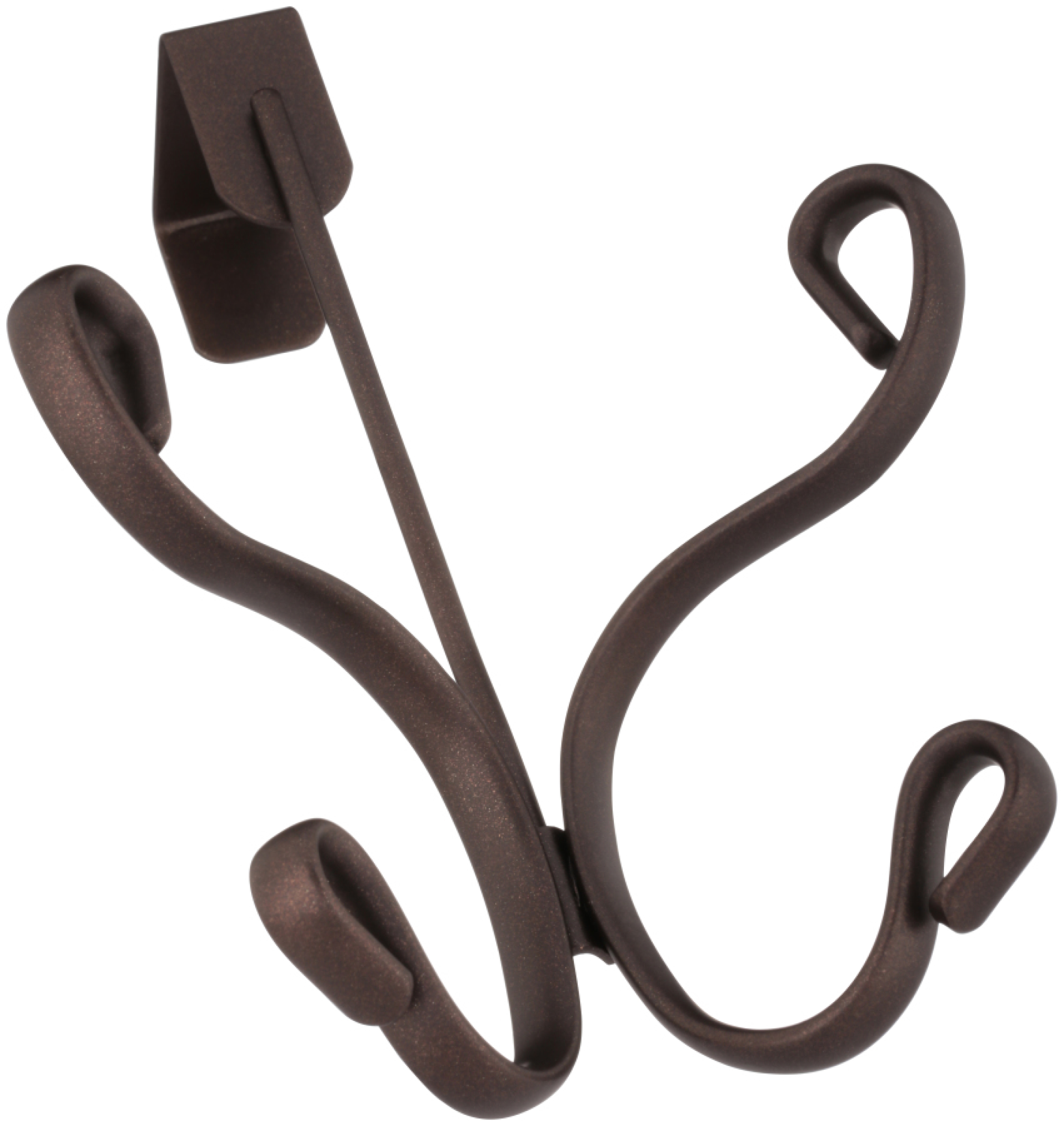 InterDesign® Over Door Quad Hook Carded Pack