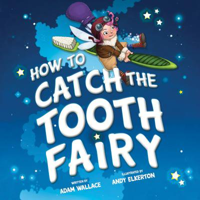 How to Catch the Tooth Fairy - Bunny Tooth Fairy Box