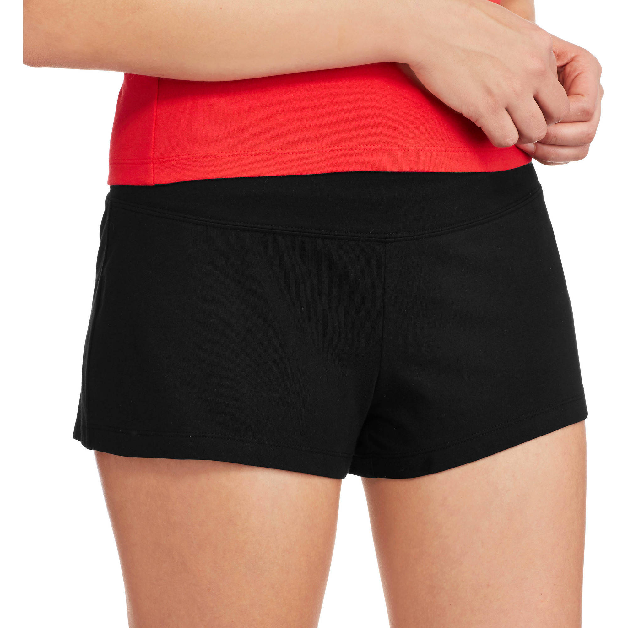 No Boundaries Juniors Cropped Shorts