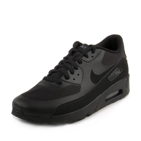 low priced 9bdce d2fdd Nike - Nike Mens Air Max 90 Ultra 2.0 Essential Black Dark Grey 875695-002  - Walmart.com