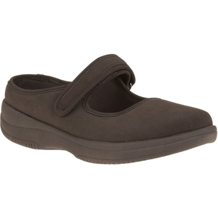 85073da4d9437 White Stag - White Stag - Women s Lucy Comfort Start Suede Mule Mary Janes  - Walmart.com
